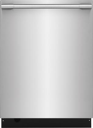 Electrolux Icon Professional E24ID75SPS Built-In Dishwasher Stainless Steel, Main Image