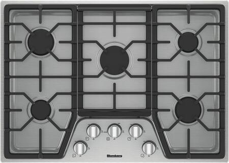 Blomberg CTG30500SS Gas Cooktop Stainless Steel, Main Image
