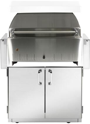 VCG30 30″ Freestanding Charcoal Grill/Charcoal Grill Head With 476 sq. in Cooking Surface  18/8 Gauge Stainless Steel Construction  Adjustable