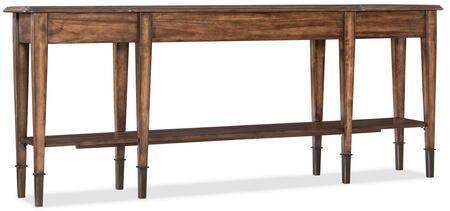 Hooker Furniture 5660-85 566085001MWD Console Brown, xeoklptqxvkmae0vzg4x