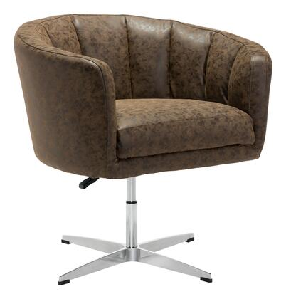 Zuo 10076s Accent Chair, 1