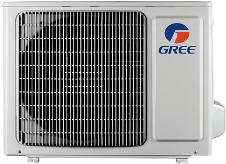 Gree Livo LIVS12HP230V1BO Mini Split Outdoor Unit White, 1