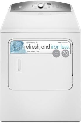 Kenmore 67132 Electric Dryer White, Main Image