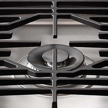 Dacor HCT365GSNG Heritage Series 36 Inch Natural Gas Cooktop with 5 Sealed Burners in Stainless Steel