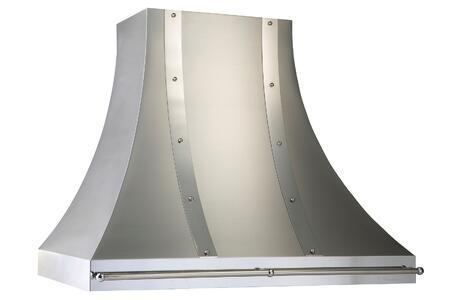 Vent-A-Hood Designer JDH242C2SSAS Wall Mount Range Hood Stainless Steel, JDH2 Main
