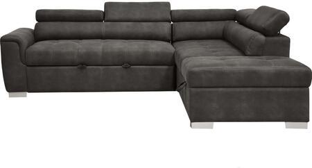 Acme Furniture Thelma 50275 Sectional Sofa, 1