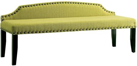 Furniture of America Hasselt CMBN6880GRL Bench , 1