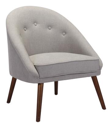 Zuo 10072v Accent Chair, 1