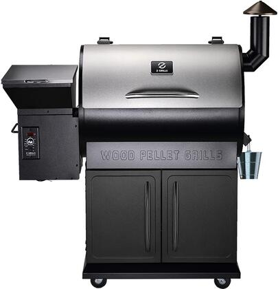 ZPG-700E 48″ Freestanding Pellet Grill with 694 sq. in. Total Cooking Area  Digital Controller  20 lb Hopper Capacity  in Stainless