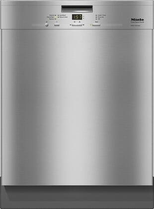 Miele Classic Plus G4948SCUCLST Built-In Dishwasher Stainless Steel, Main Image