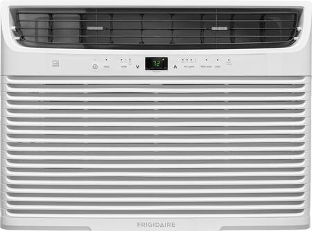 Frigidaire FFRE1833U2 18,000 Btu 230V Window-Mounted Median with Temperature Sensing Remote Control Air Conditioner White