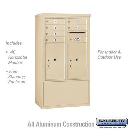 Salsbury Industries 3910DAX 06SFU f