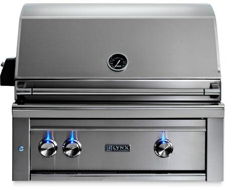 Lynx Professional L30R3NG Natural Gas Grill Stainless Steel, Main Image