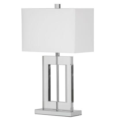Dainolite C52TPC Table Lamp, DL 0e0c5dc1381e3982ad333f027356