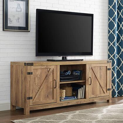 Walker Edison  W58BDSDBW 52 in. and Up TV Stand , Main Image
