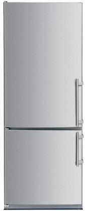 Liebherr  CS1400L Bottom Freezer Refrigerator Stainless Steel, CS1400L Fridge-freezer with NoFrost