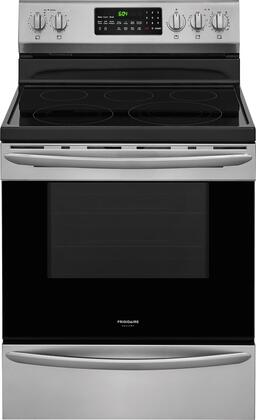 Frigidaire Gallery FGEF3059TF Freestanding Electric Range Stainless Steel, Main Image