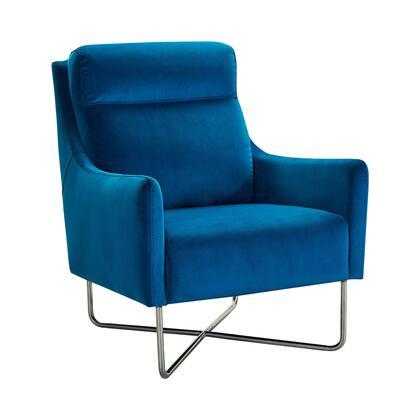 Armen Living Amber LCABCH Accent Chair, 1