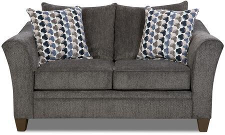 Lane Furniture Albany 648502 Loveseat, 1