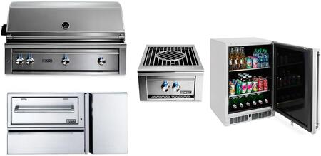 Lynx  1140265 Grill Package Stainless Steel, main image