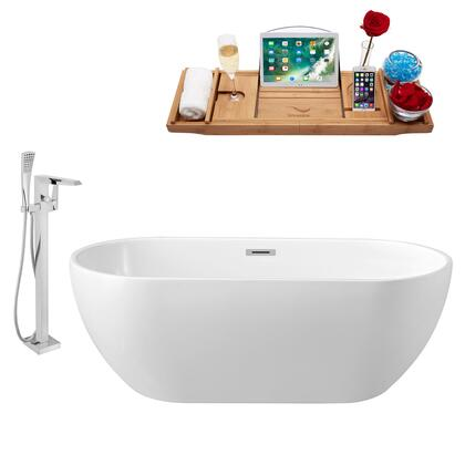 Streamline NH140100 Bath Tub, NH140 100 1T