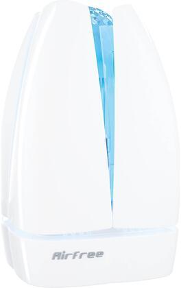 Airfree Lotus Filterless Air Purifier, Small, White