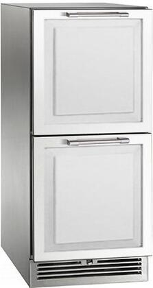 Perlick Signature HP15RO46 Drawer Refrigerator Panel Ready, HP15RO46 Outdoor Drawer Refrigeartor
