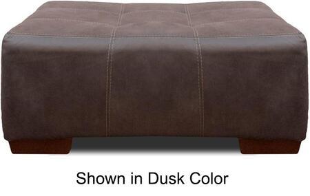 Jackson Furniture Drummond 429610115218130028 Living Room Ottoman Silver, Main Image