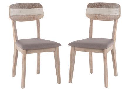 World Interiors Newport ZWBWDC19V2X Dining Room Chair, Main image