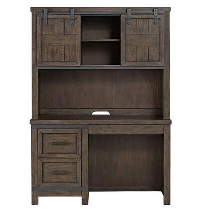 Liberty Furniture Thornwood Hills 759YBRSD Desk Gray, Main view