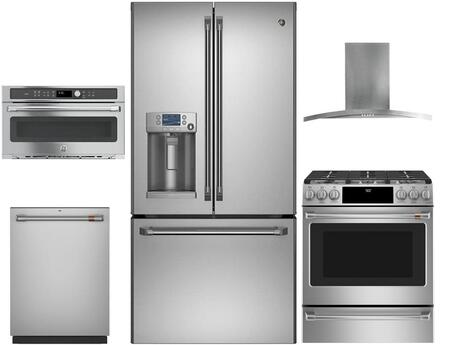 Cafe 891226 Kitchen Appliance Package & Bundle Stainless Steel, main image