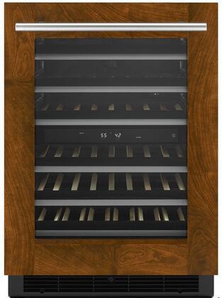 Jenn-Air JUW24FLECX Wine Cooler 26-50 Bottles Panel Ready, JUW24FLECX Panel-Ready 24-Inch Under Counter Wine Cellar