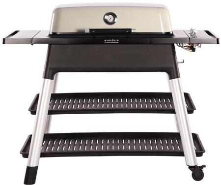 HBG3SUS 52″ FURNANCE Liquid Propane Grill with 3 Burners  27000 BTU  and Die-Cast Aluminum Body in