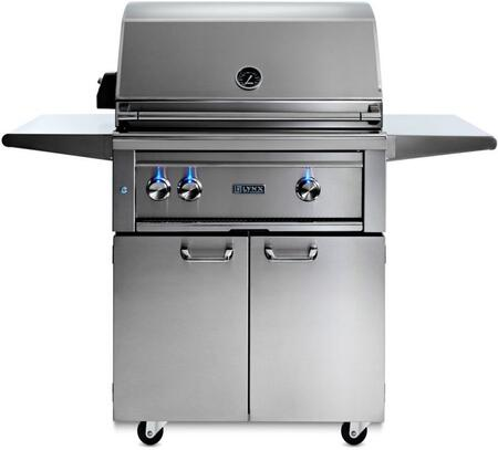 Lynx Professional L30TRFNG Natural Gas Grill Stainless Steel, Main Image