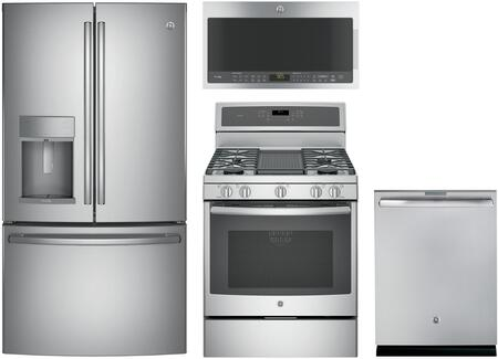 GE Profile  988627 Kitchen Appliance Package , 1