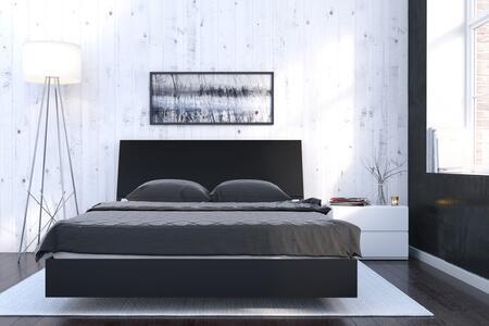 Nexera Orca 400822 Bedroom Set Multi Colored, Main Image