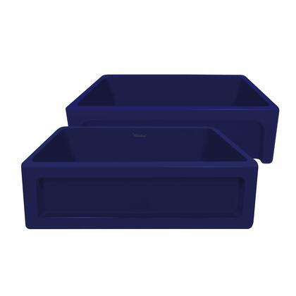 Whitehaus Glencove WHQ5550BLUE Sink Blue, WHQ5550 BLUE(1)