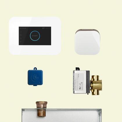 Mr. Steam iButler I3BUTLERWH Shower Accessory, I3BUTLERWH