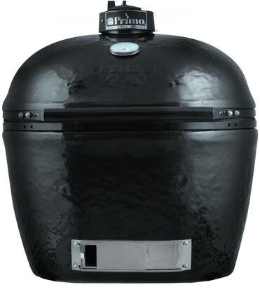 Primo Oval PGCXLH Charcoal Grill Black, PGCXLH Charcoal Grill