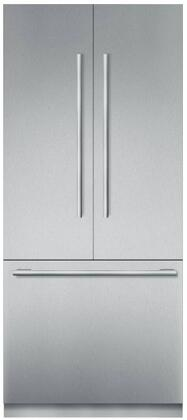 Thermador Freedom T36IT902NP French Door Refrigerator Panel Ready, T36IT902NP French Door Refrigerator