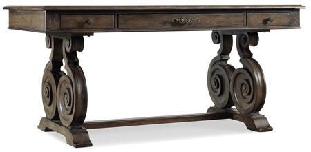 Hooker Furniture Rhapsody 507010459 Desk Brown, Main Image