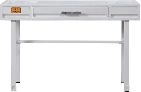 Cargo Collection 35909 Vanity Desk in White