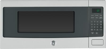 GE Profile PEM31SFSS Countertop Microwave Stainless Steel, 1