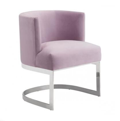 Zuo Artist 101169 Accent Chair Pink, 101169 Front