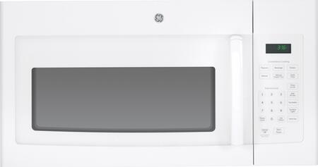 GE  JVM3160DFWW Over The Range Microwave White, Main Image
