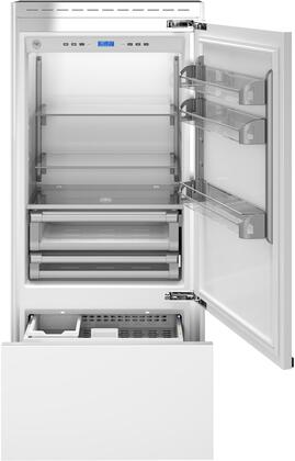 Bertazzoni  REF36PRR Bottom Freezer Refrigerator Panel Ready, REF36PRR  6 Inch Counter