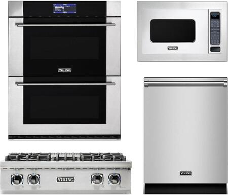 Viking 874174 Kitchen Appliance Package & Bundle Stainless Steel, main image