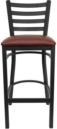 Flash Furniture Hercules XUDG697BLADBARBURVGG Bar Stool Brown, Main