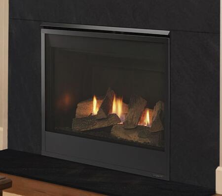Majestic Mercury MERC32IL Fireplace Black, Main Image