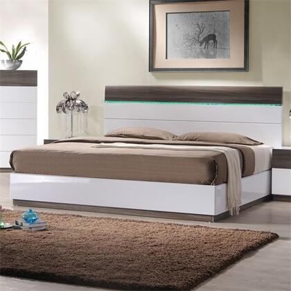 J And M Furniture Queen Size Bed 18023q, J And K Furniture